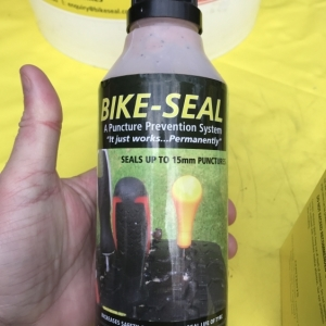 Bottled Bile Sealany Solution