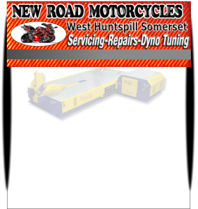 NEW ROAD MOTORCYCLES