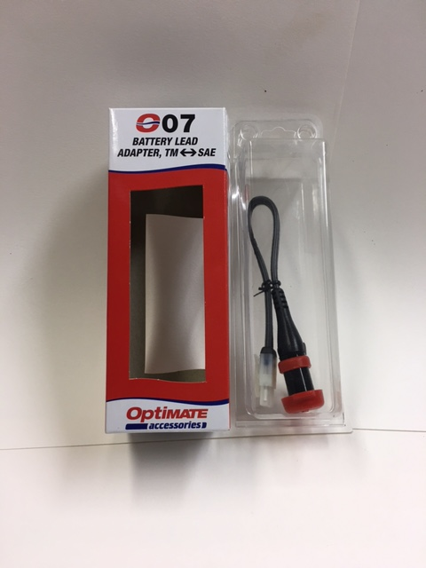 Motorbike Battery Lead Adapter