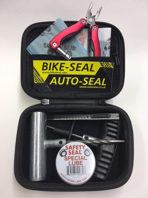 Puncture Sealant Tyres Repair Commercial Kit