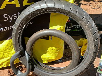 Inner Tube Repairs and Tubeless Tyres