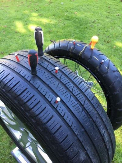 Winter Tyre Safety