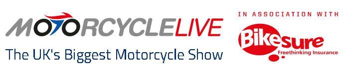Attending Birmingham NEC Motorcycle Show